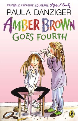 Book Amber Brown Goes Fourth by Paula Danziger