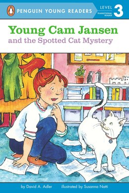 Book Young Cam Jansen And The Spotted Cat Mystery by David A. Adler