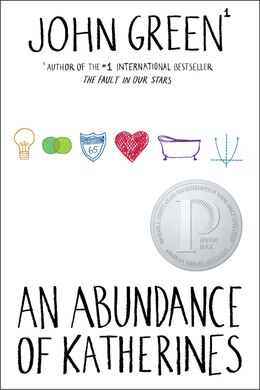 Book An Abundance Of Katherines by John Green