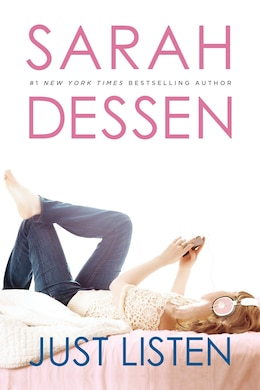 Book Just Listen by Sarah Dessen