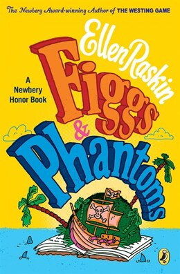 Book Figgs & Phantoms by Ellen Raskin