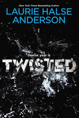 Book Twisted by Laurie Halse Anderson