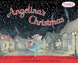 Book Angelina's Christmas by Katharine Holabird