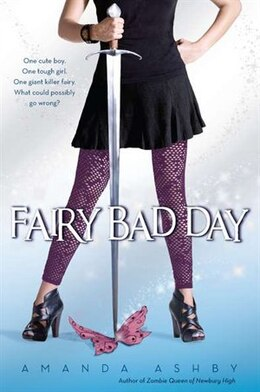 Book Fairy Bad Day by Amanda Ashby