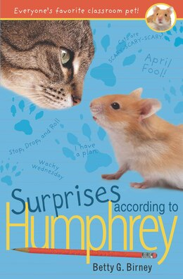 Book Surprises According To Humphrey by Betty G. Birney