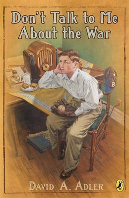 Book Don't Talk to Me About the War by David A. Adler