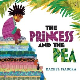 Book The Princess And The Pea by Rachel Isadora