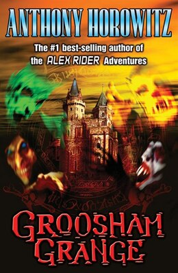Book Groosham Grange by Anthony Horowitz