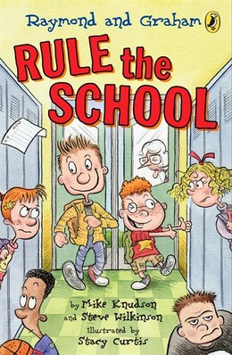 Book Raymond And Graham Rule The School by Mike Knudson