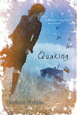 Book Quaking by Kathryn Erskine