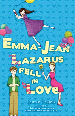 Book Emma-Jean Lazarus Fell In Love by Lauren Tarshis