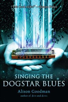 Book Singing The Dogstar Blues by Alison Goodman