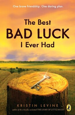Book The Best Bad Luck I Ever Had by Kristin Levine
