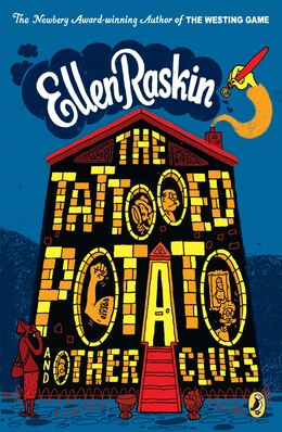 Book The Tattooed Potato And Other Clues by Ellen Raskin