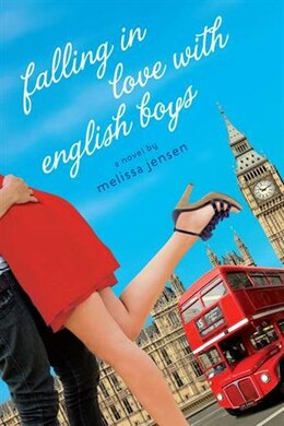 Book Falling In Love With English Boys by Melissa Jensen