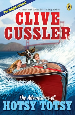 Book The Adventures Of Hotsy Totsy by Clive Cussler