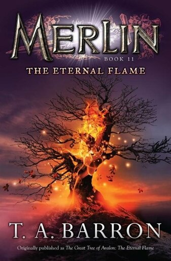 The Eternal Flame: Book 11 by T. A. Barron