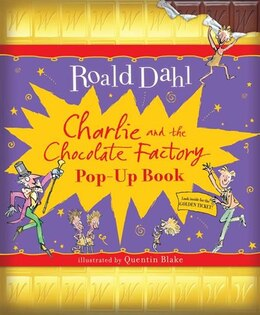 Book Charlie and the Chocolate Factory by Roald Dahl