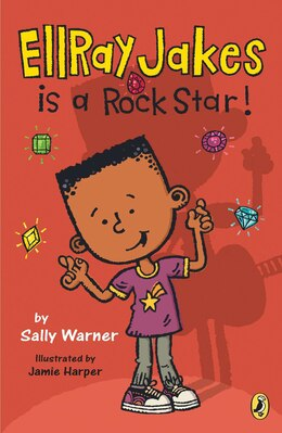 Book EllRay Jakes Is a Rock Star by Sally Warner