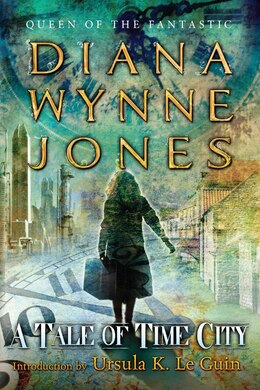 Book A Tale Of Time City by Diana Wynne Jones