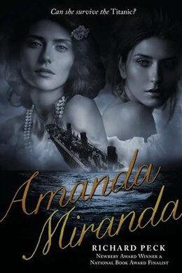 Book Amanda/Miranda by Richard Peck