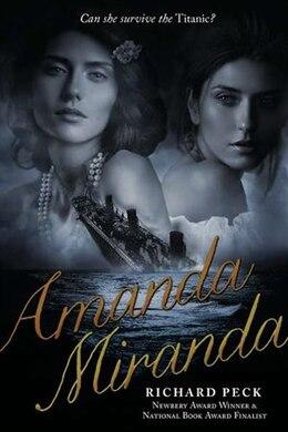 Book Amanda/Miranda by Richard Peck