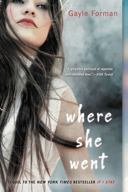 Book Where She Went by Gayle Forman