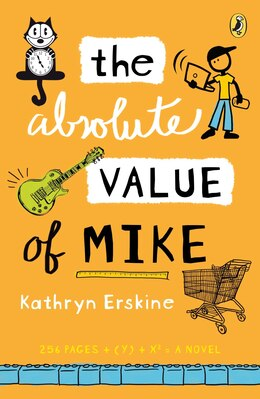 Book The Absolute Value of Mike by Kathryn Erskine