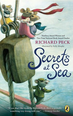 Book Secrets At Sea by Richard Peck