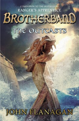 Book The Outcasts: Brotherband Chronicles, Book 1 by John A. Flanagan