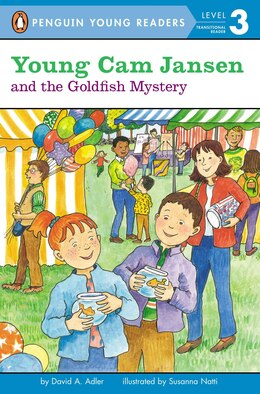 Book Young Cam Jansen And The Goldfish Mystery by David A. Adler