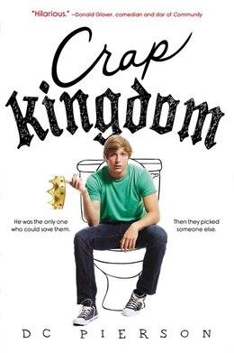 Book Crap Kingdom by Dc Pierson
