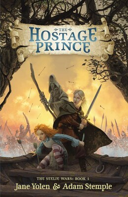 Book The Hostage Prince by Jane Yolen