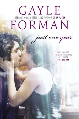 Book Just One Year by Gayle Forman