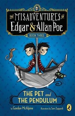 Book The Pet And The Pendulum by Gordon Mcalpine