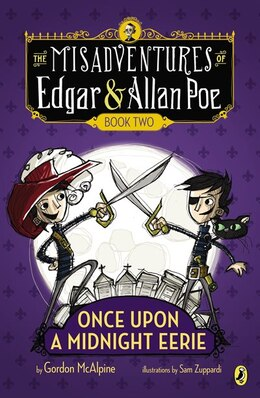 Book Once Upon A Midnight Eerie: Book #2 by Gordon Mcalpine