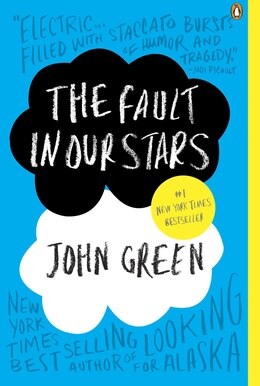 Book The Fault In Our Stars by John Green