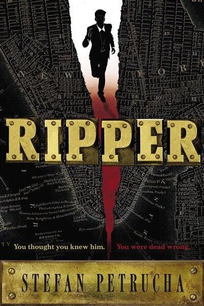 Ripper by Stefan Petrucha