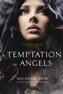 Book A Temptation Of Angels by Michelle Zink
