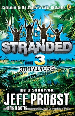Book Survivors by Jeff Probst