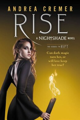 Book Rise by Andrea Cremer