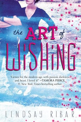 Book The Art Of Wishing by Lindsay Ribar