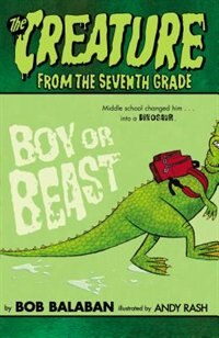 Book Boy Or Beast by Bob Balaban
