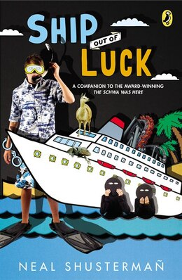 Book Ship Out Of Luck by Neal Shusterman
