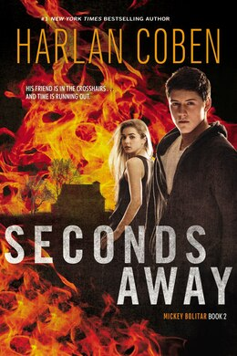 Book Seconds Away (book Two): A Mickey Bolitar Novel by Harlan Coben