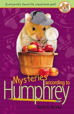 Book Mysteries According To Humphrey by Betty G. Birney