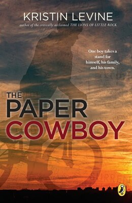 Book The Paper Cowboy by Kristin Levine