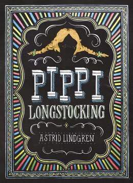 Book Pippi Longstocking by Astrid Lindgren