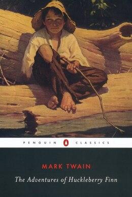 Book The Adventures Of Huckleberry Finn by Mark Twain