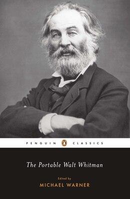 Book The Portable Walt Whitman by Walt Whitman
